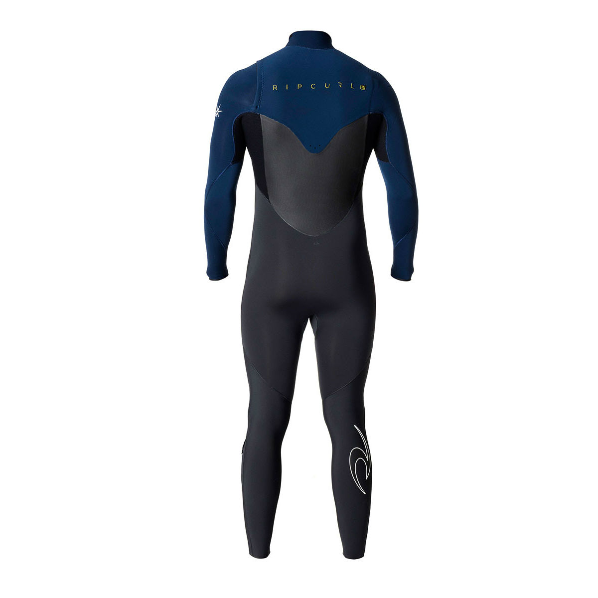NEW Wetsuit Rip Curl Flash Bomb 4 3 Mens Chest Zip  3aadfb05cd0e